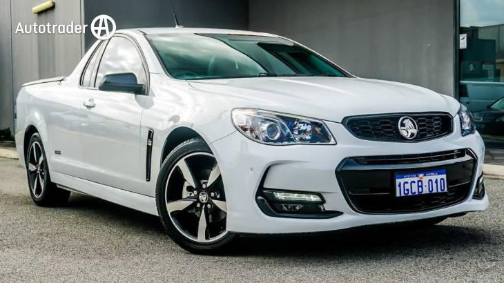 Holden Commodore Ute for Sale in Perth WA | Autotrader