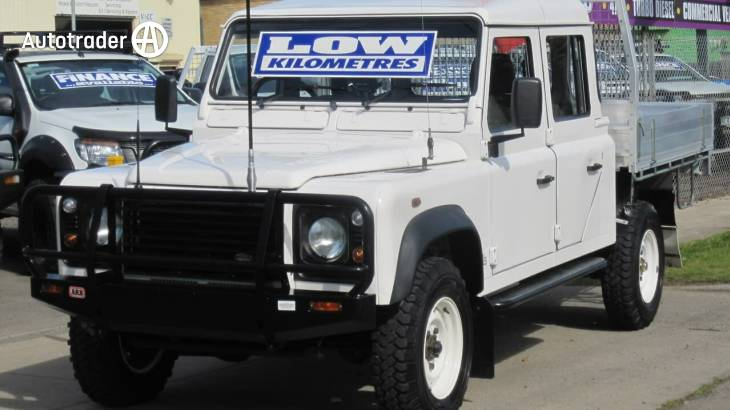 Land Rover Defender Ute for Sale | Autotrader