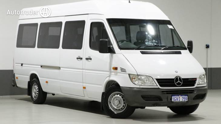 Mercedes-Benz Sprinter Cars for Sale in Perth WA | Autotrader