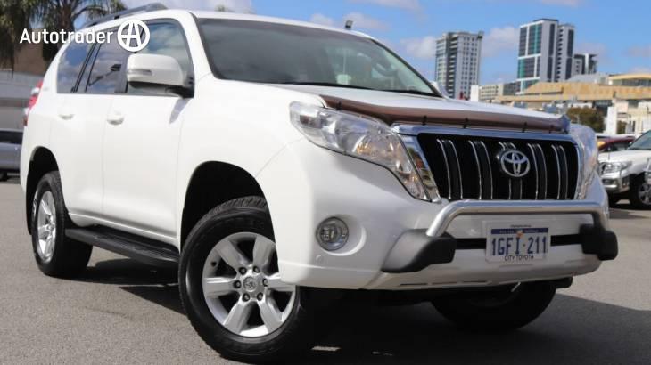 Toyota Prado Cars for Sale in Perth WA   Autotrader
