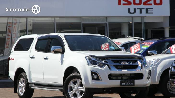Isuzu D Max Cars For Sale In Sydney Nsw Autotrader