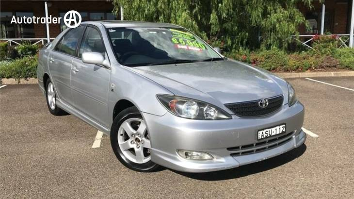 2002 Toyota Camry For Sale >> 2002 Toyota Camry Sportivo