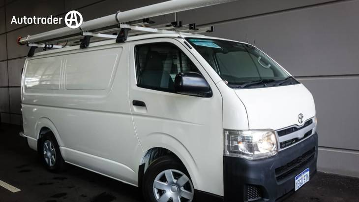 Toyota Hiace Lwb For Sale In Perth Wa Autotrader
