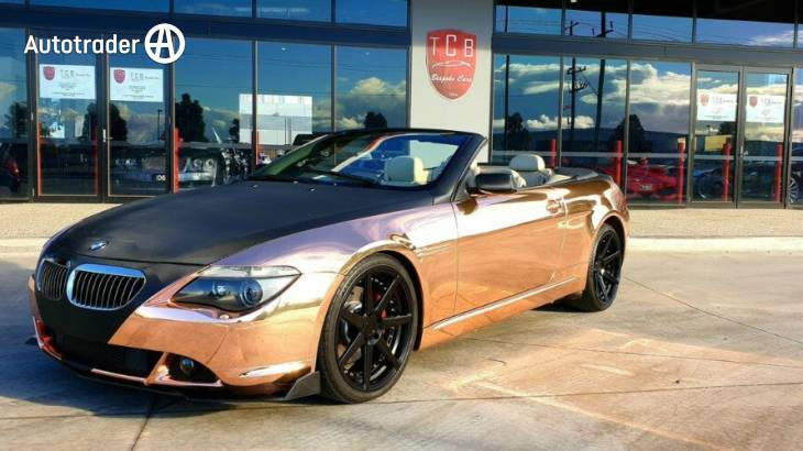 Bmw 6 Series Cars For Sale Page 3 Autotrader