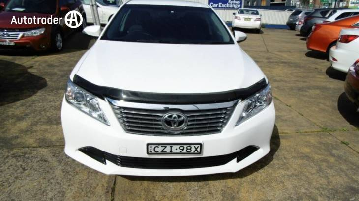 Used Toyota Aurion Cars For Sale In Sydney Nsw Autotrader