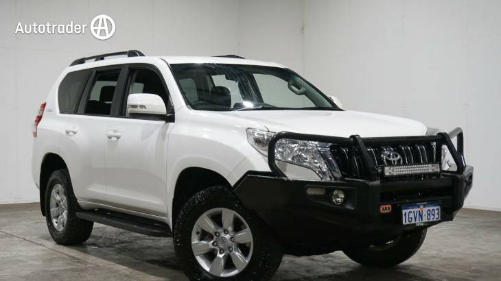 Toyota Prado Cars For Sale In Perth Wa