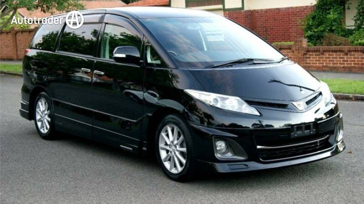 Toyota Estima Cars For Sale In Sydney Nsw Autotrader