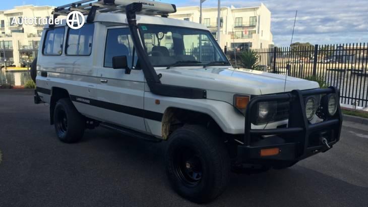 Toyota Landcruiser Troopcarrier For Sale Page 2 Autotrader