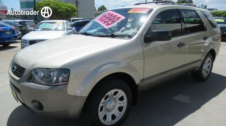 2006 Ford Territory Tx Rwd