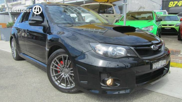 Subaru Impreza Hatchback For Sale >> Subaru Impreza Hatchback For Sale In Sydney Nsw Autotrader