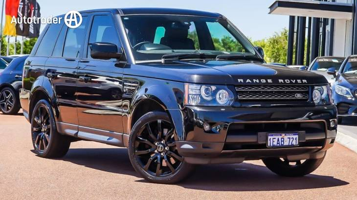 used land rover range rover sport cars for sale