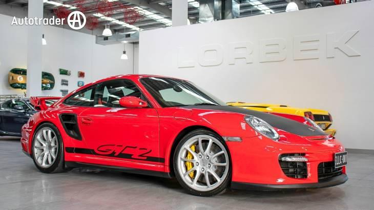 Porsche Gt2 For Sale >> 2008 Porsche 911 Gt2
