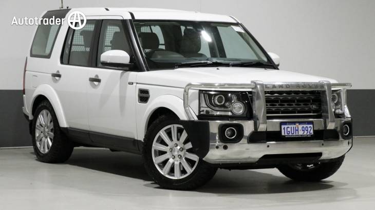 Land Rover Discovery 4 Cars For Sale Page 7 Autotrader
