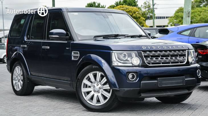 Land Rover Discovery 4 Cars For Sale Autotrader