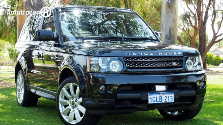 land rover range rover sport cars for sale in perth wa