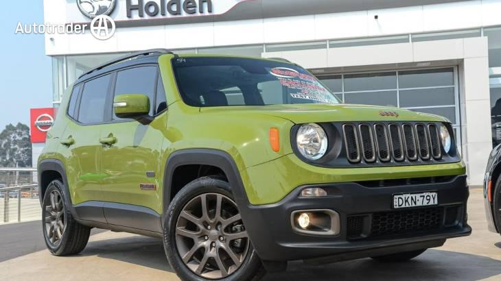 Jeep Renegade Trailhawk For Sale Australia