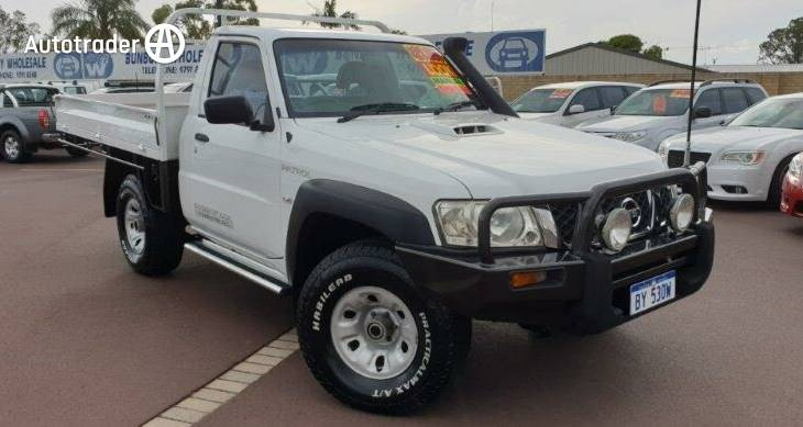 Nissan Patrol Ute For Sale Page 2