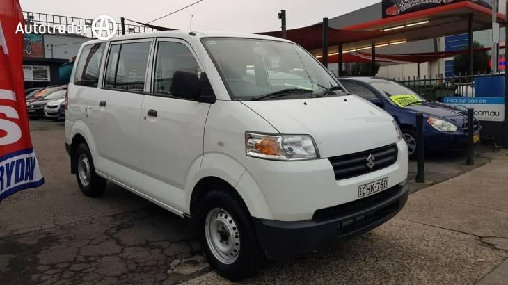 Used Suzuki APV Cars for Sale   Autotrader