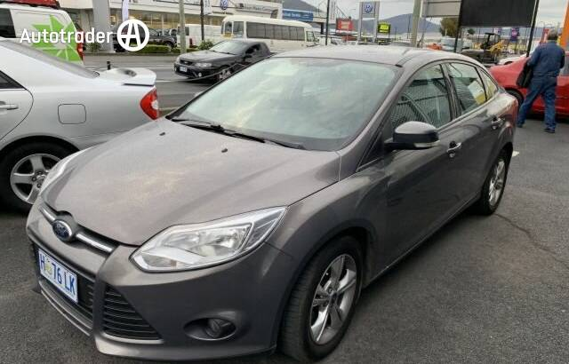 Grey Ford Focus Cars For Sale In Tasmania Autotrader