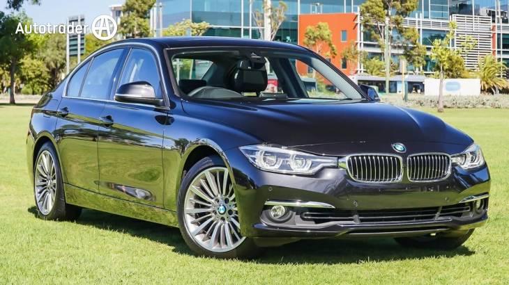 2018 BMW 320I Sport Line
