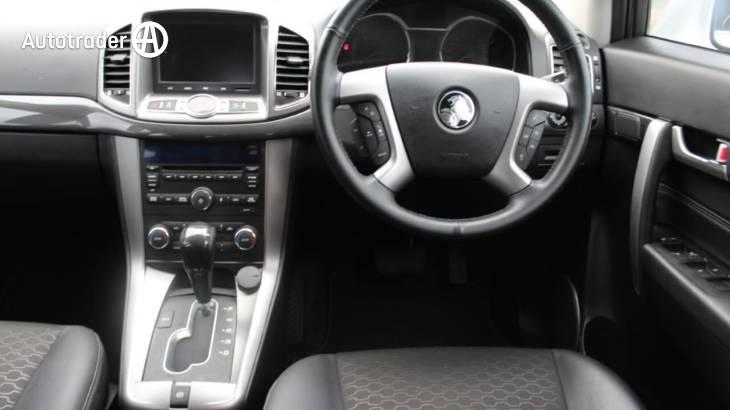 2015 Holden Captiva 7 LT (4X4)