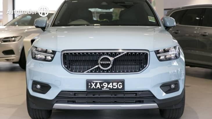 2019 Volvo Xc40 T4 Momentum For Sale 56 880 Autotrader