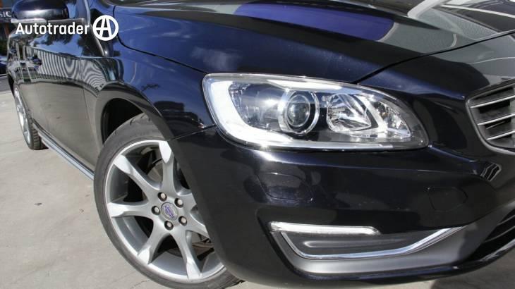 2013 Volvo V60 T5 Luxury