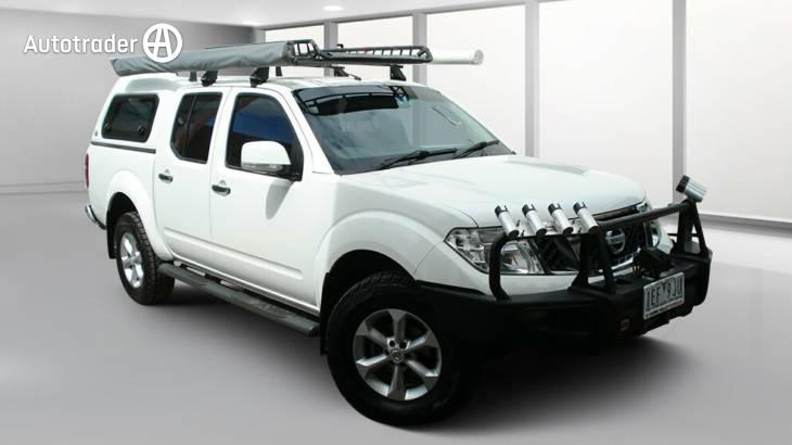 2012 Nissan Navara ST (4X4) for sale $19,999 | Autotrader