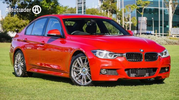 2018 BMW 320D M-Sport