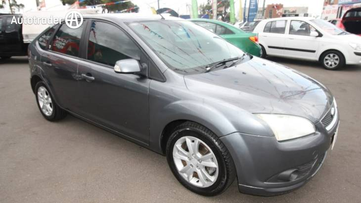2007 Ford Focus Ghia For Sale 6 499 Autotrader