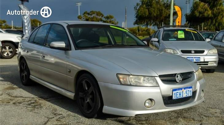 2006 Holden Commodore SV6 for sale $3,990 | Autotrader