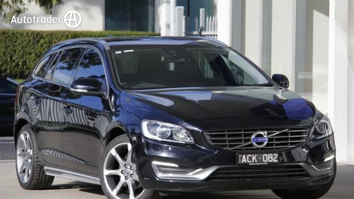 2013 Volvo V60 T5 Luxury for sale $25,990 | Autotrader