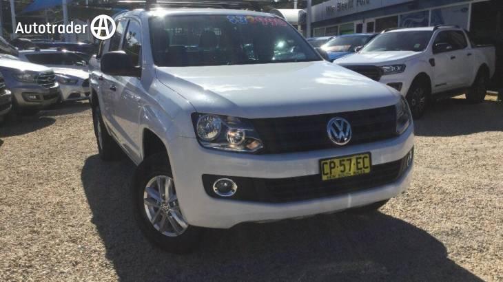 2017 Volkswagen Amarok TDI400 Core Edition (4X4)