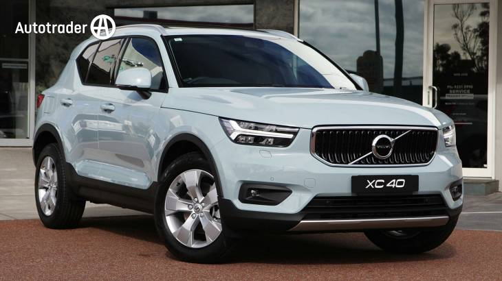 2019 Volvo Xc40 T4 Momentum For Sale 55 655 Autotrader
