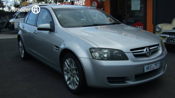 2008 Holden Commodore Omega (D/Fuel) 60TH ANN