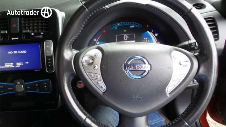 2013 Nissan Leaf X Edition