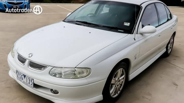 2002 Holden Commodore S