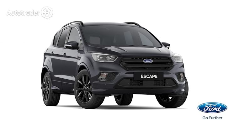 2018 Ford Escape ST-Line (awd)