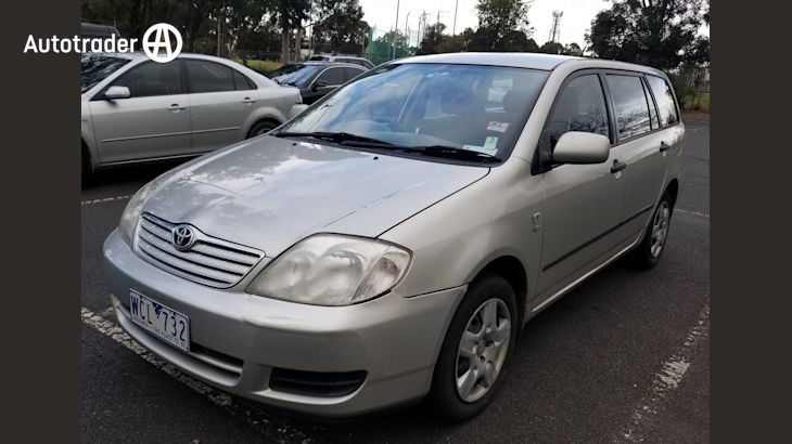 Toyota Corolla Station Wagon For Sale In Melbourne Vic