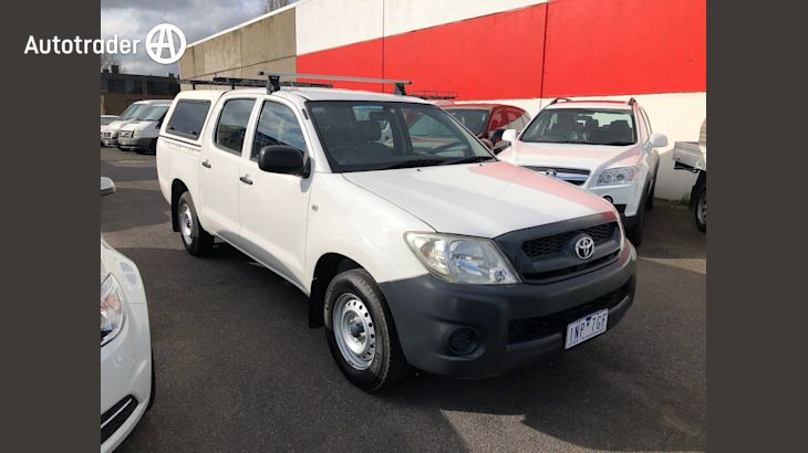 Used Toyota Hilux Cars For Sale In Melbourne Vic Autotrader