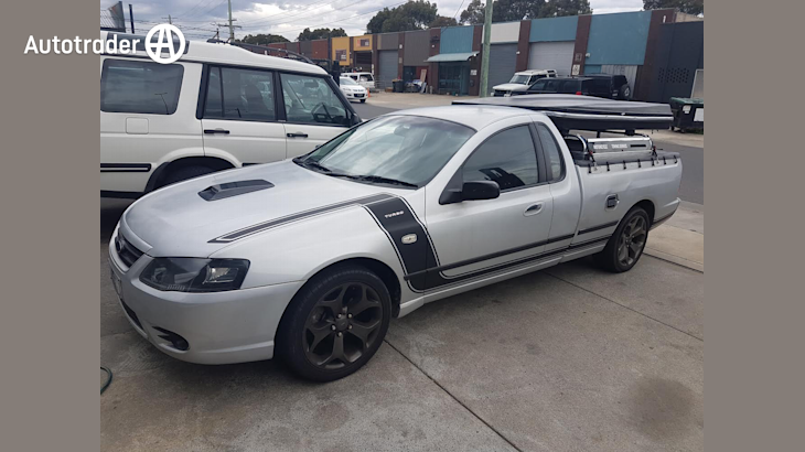 Cheap Ford Ute For Sale Under 10 000 In Melbourne Vic Autotrader