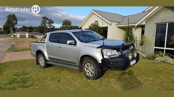 Silver Holden Colorado Cars for Sale in South West Coast WA | Autotrader