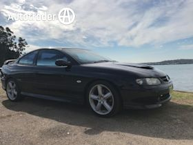 Used Holden Monaro Cars For Sale Autotrader