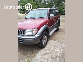 Cheap Used Toyota Prado For Sale Under 2 500 Autotrader